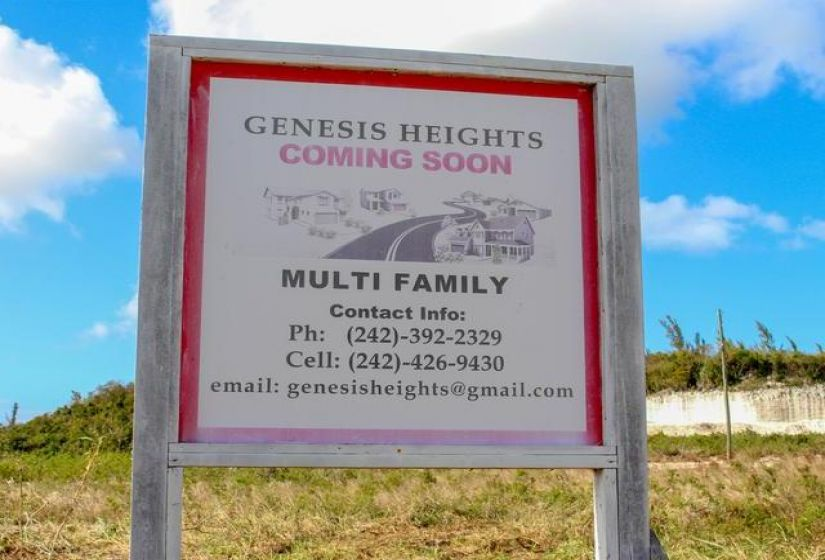 GENESIS HTS VACANT LAND, ,Lots/acreage,For Sale,GENESIS HTS VACANT LAND,43722