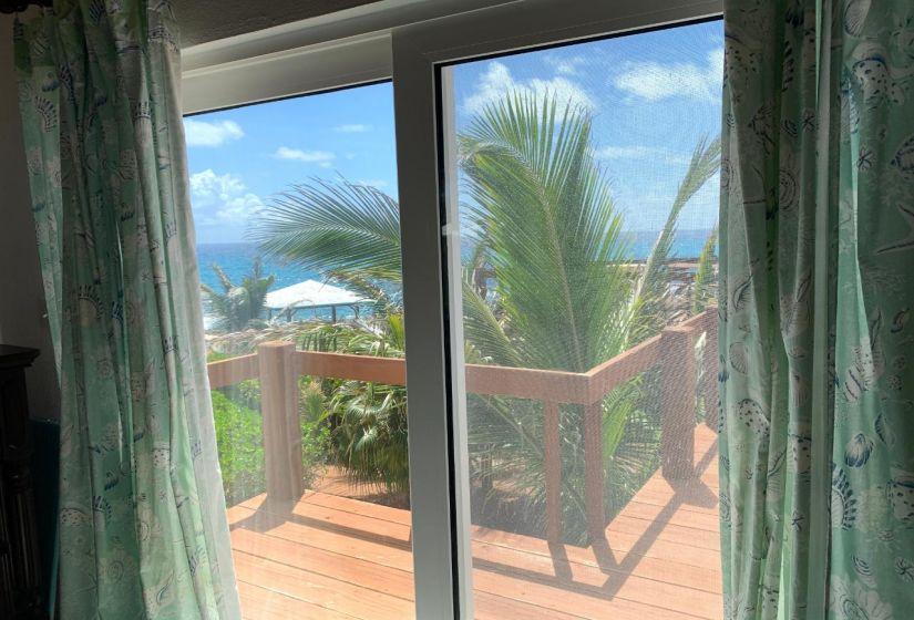 Master Bedroom Deck view